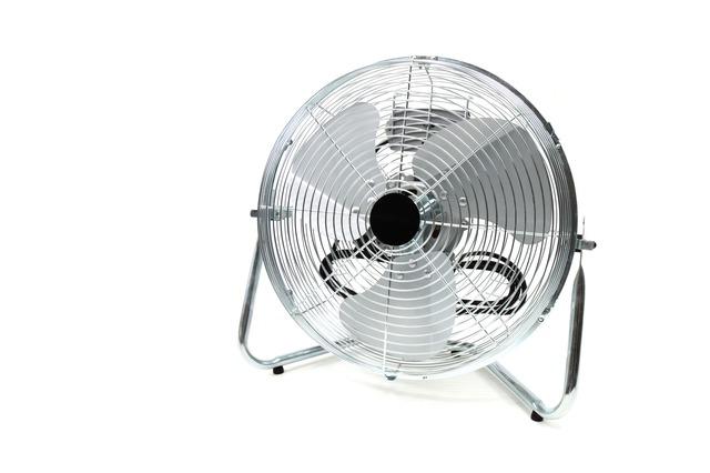 elektronický ventilátor